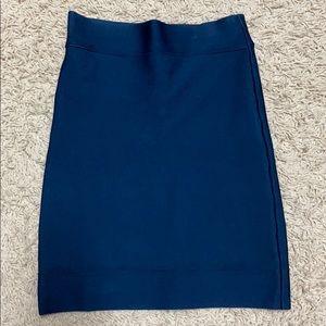 BCBG stretch skirt